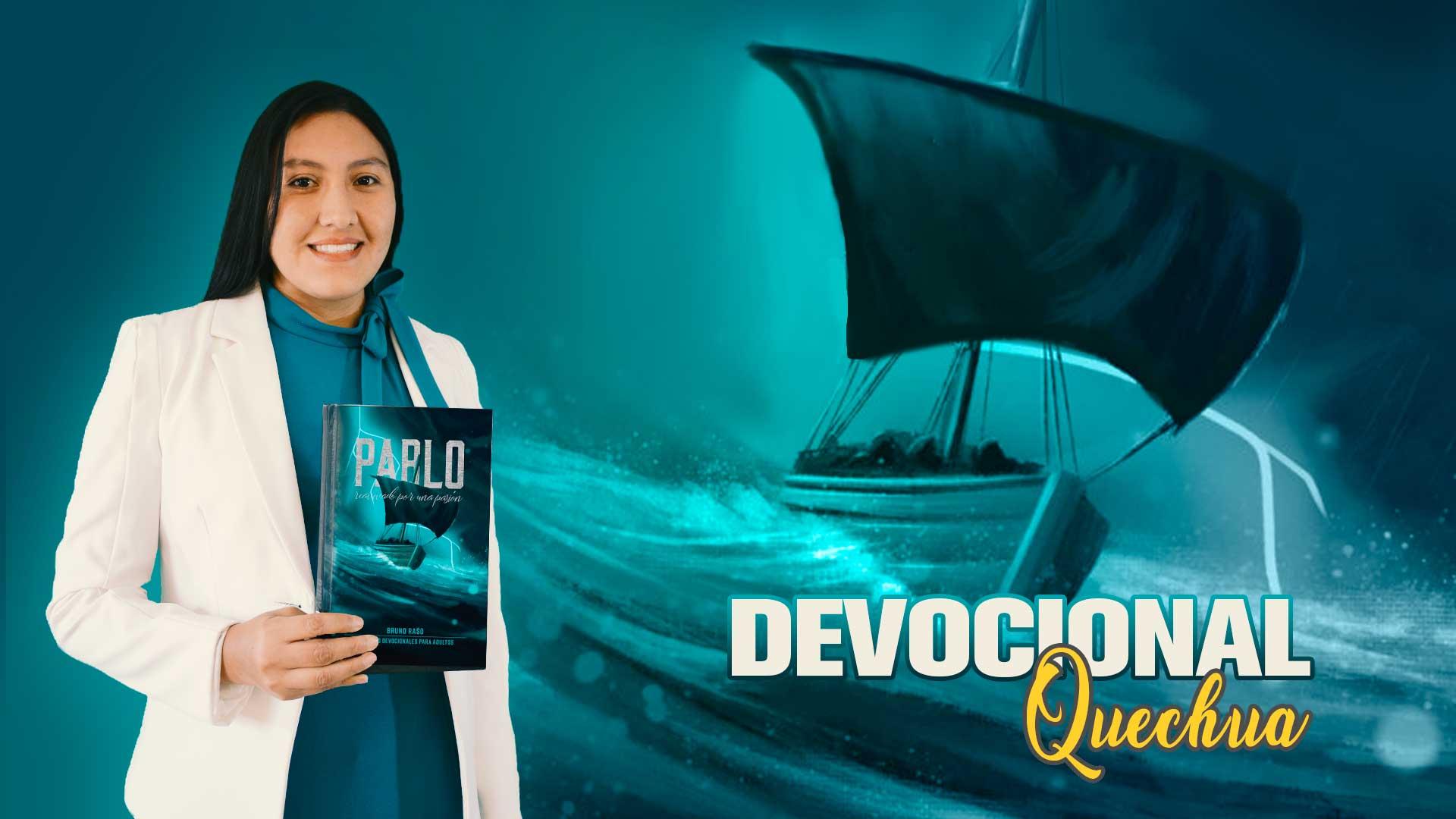 Devocional - Quechua 10/05